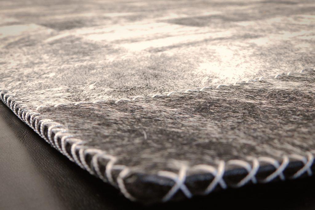 Gôbelins | Productos | Gobelins Tapetes piel detalle esquina OK 6