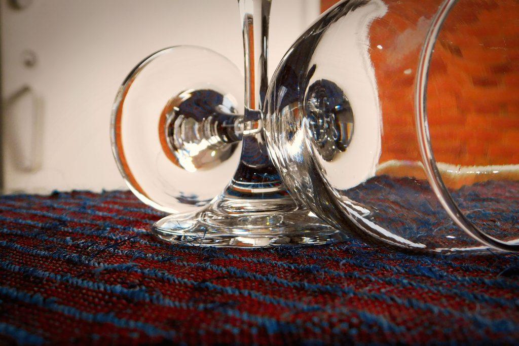 Gôbelins | Productos | Gobelins Fique Telar Individuales Texturas Azul Rojo
