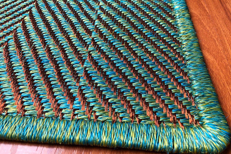 Gôbelins | Tapete Sharky | Gobelins Tapetes Artesanales Sharky fique e hilos de cobre 2